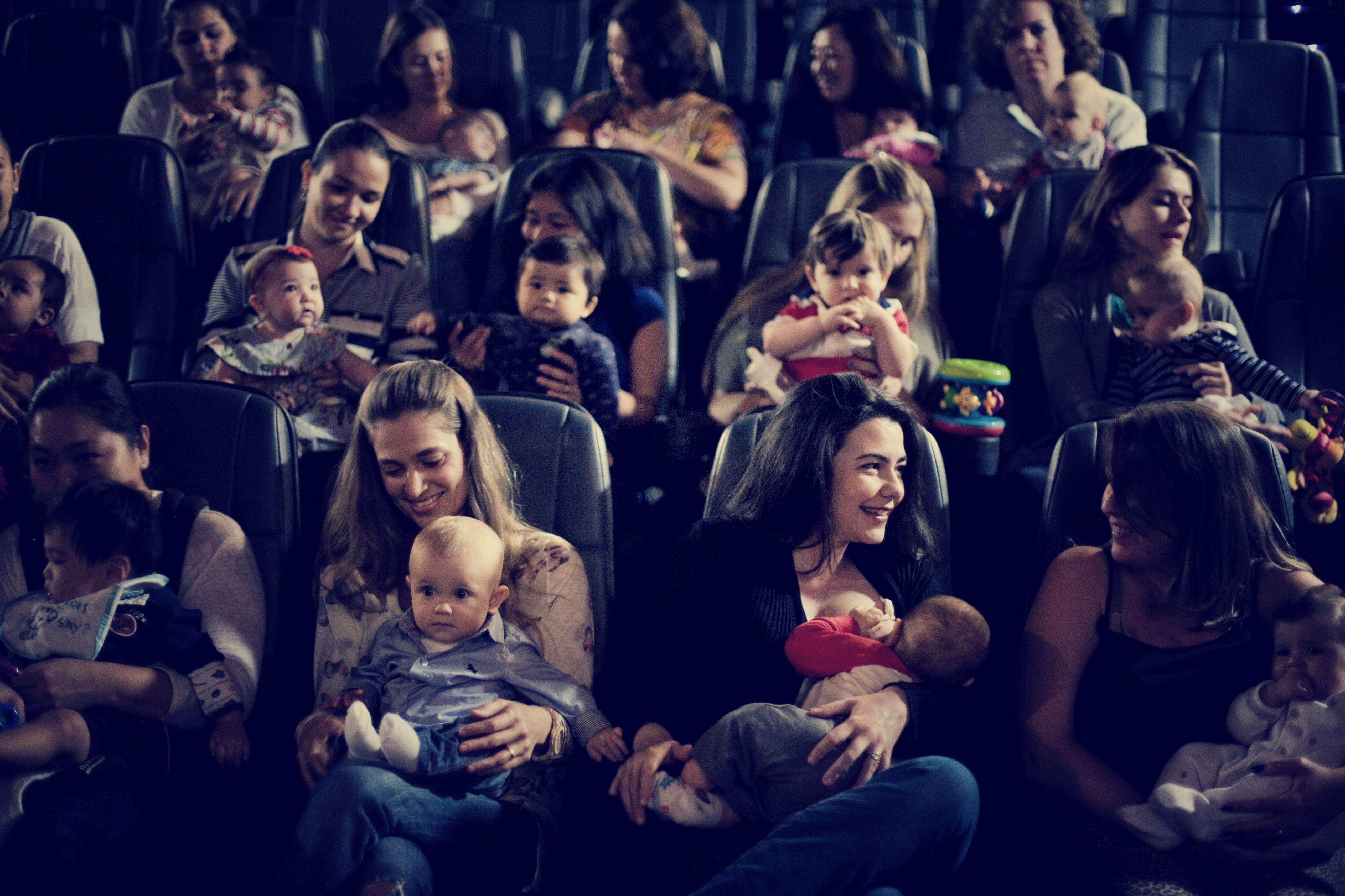 Sessão gratuita marca a estreia do CineMaterna no RioMar Kennedy 930a4be144