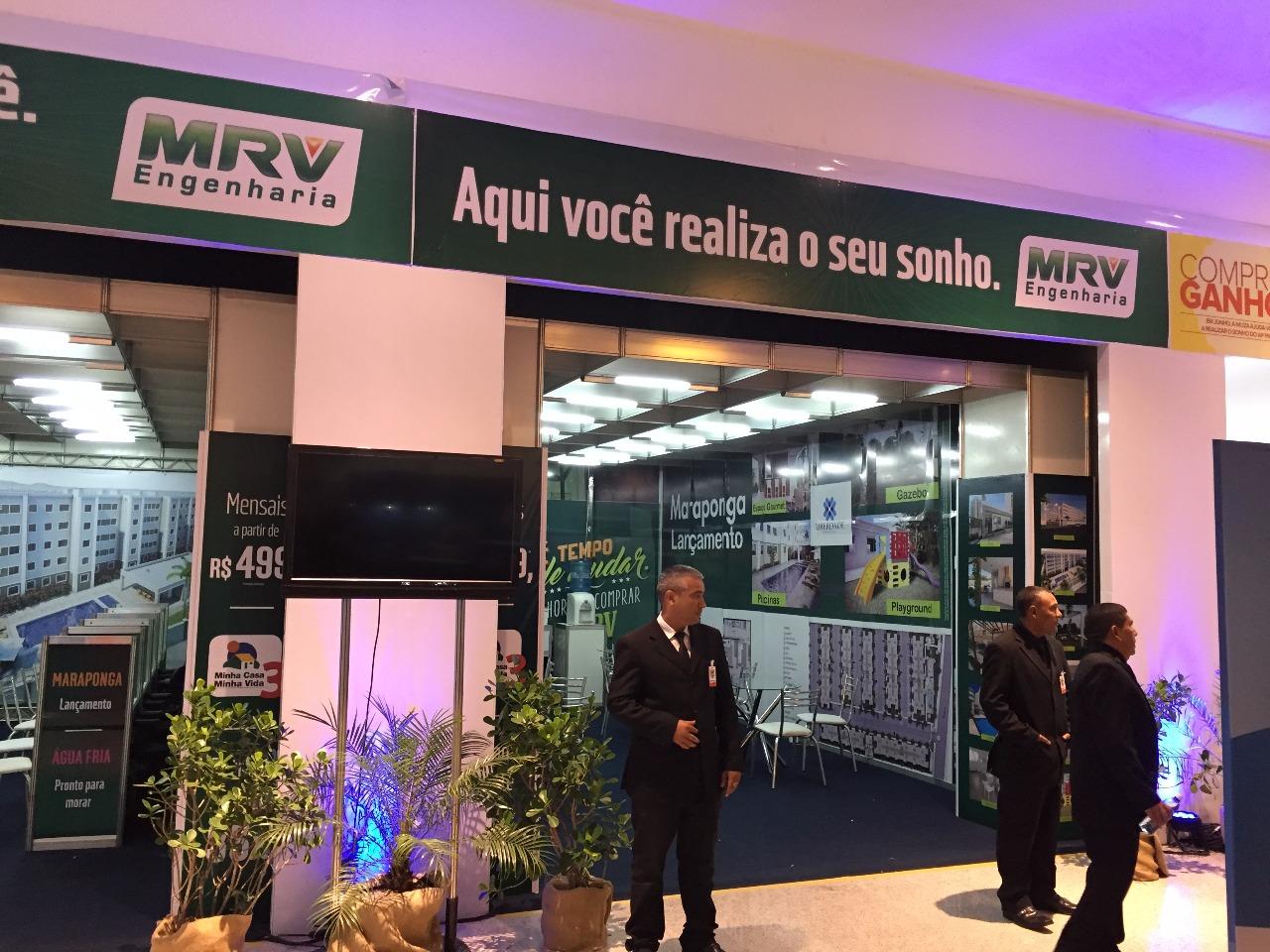 c02b59d8e9114 Entre os dias 23 e 25 de junho, a MRV Engenharia marca presença no Feirão  de Imóveis da Caixa Econômica Federal de Fortaleza, que será realizado no  shopping ...