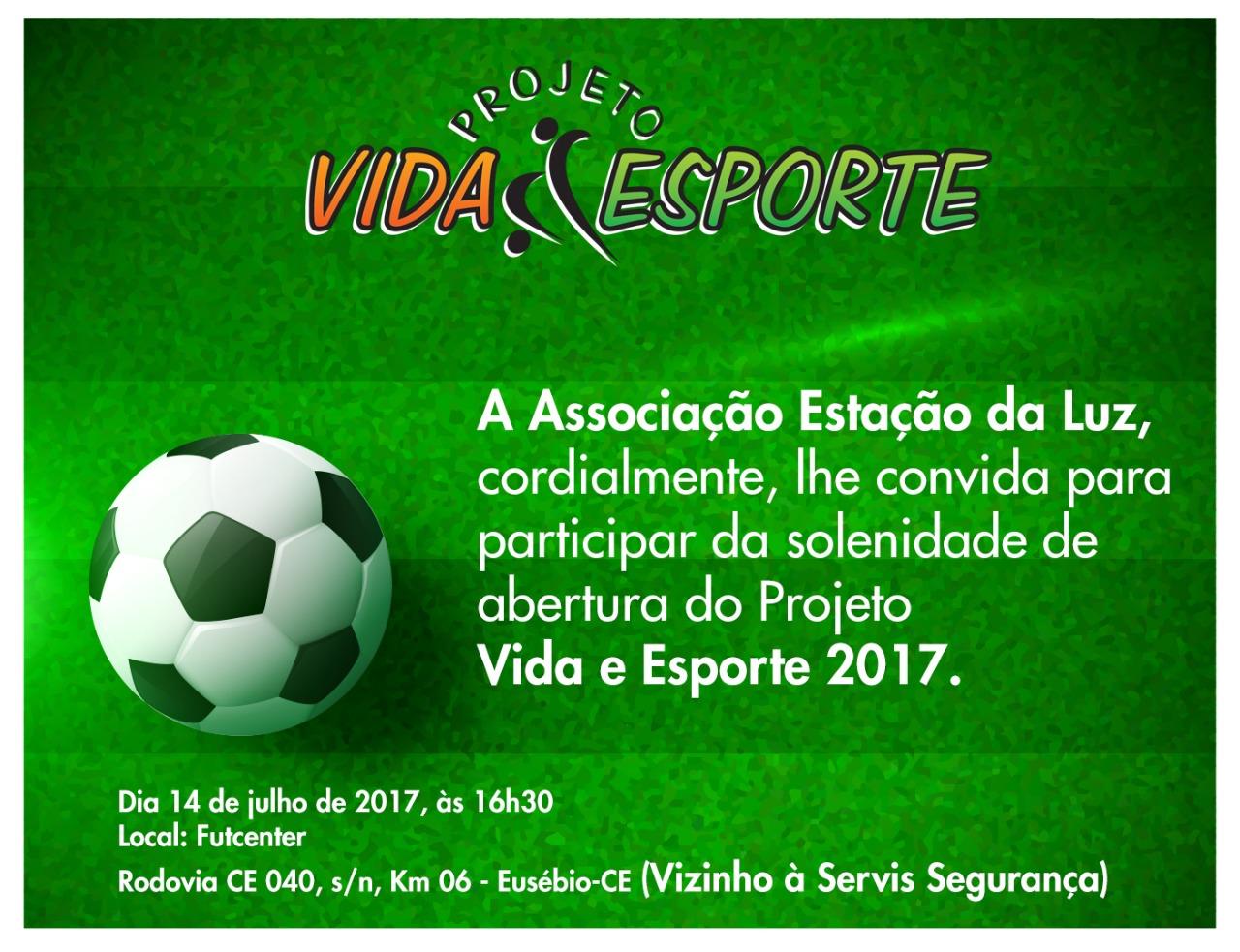 4650b955e Associação Estação da Luz lança projeto voltado para a prática do futebol