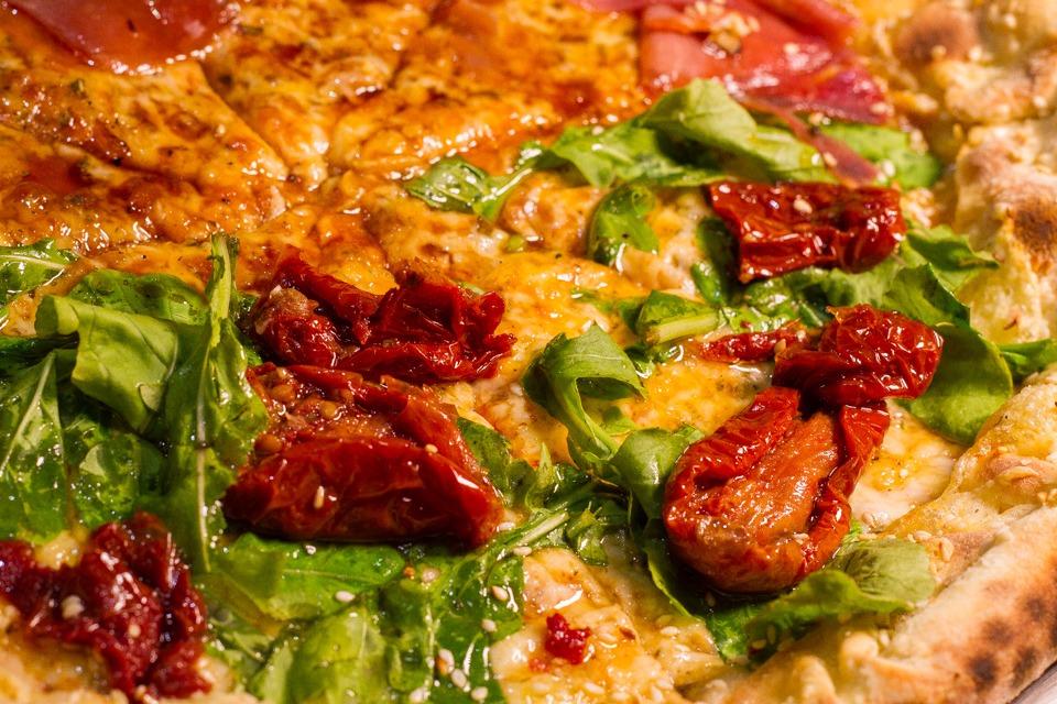 Rodizio de pizza dieta