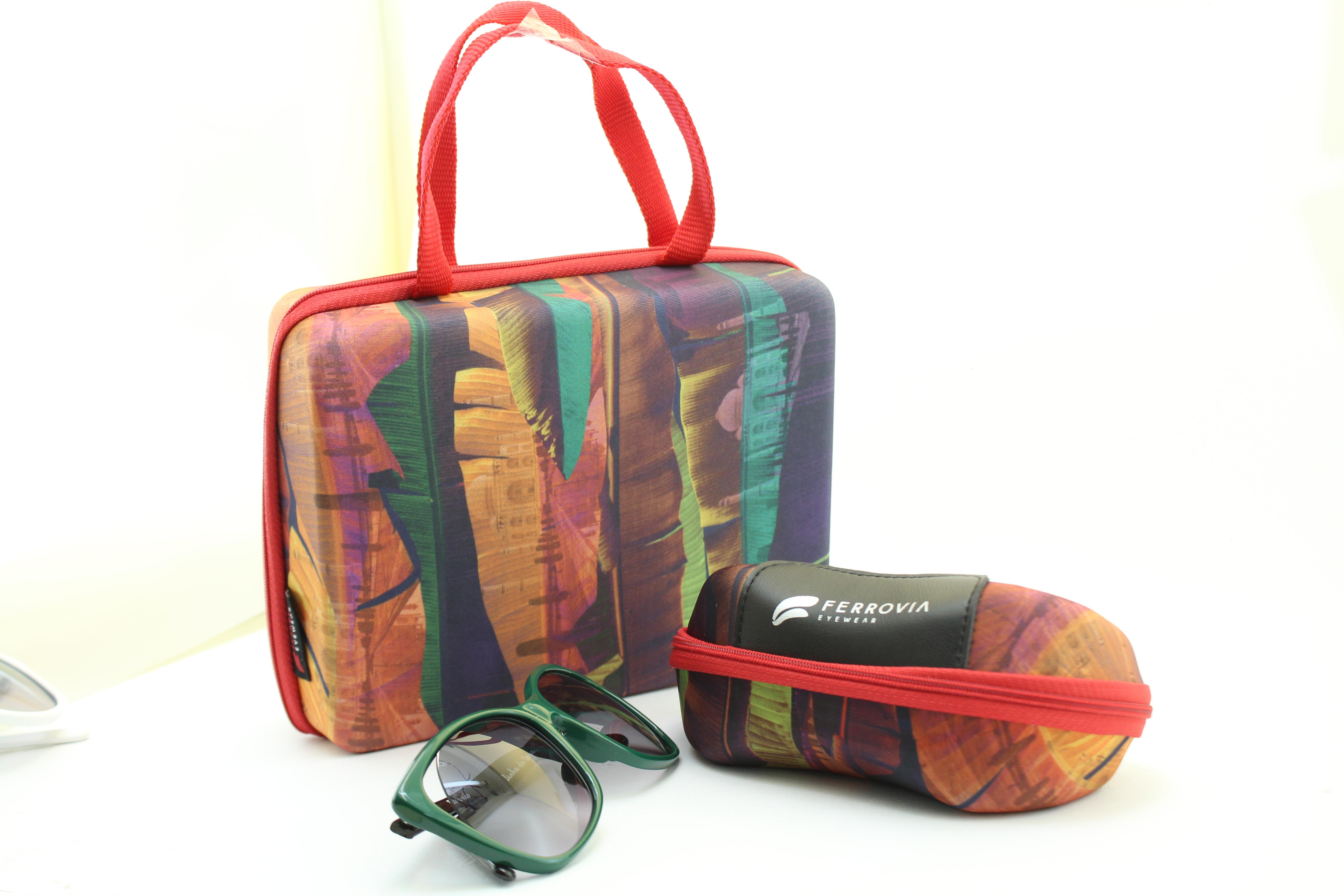 Ferrovia Eyewear lança linha de óculos fashion com vendas revertidas para  ação social 25cf32681a
