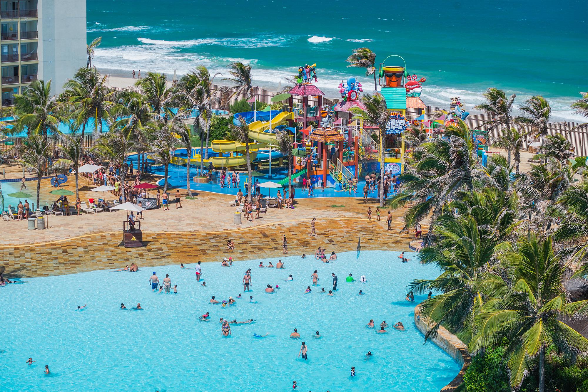 Beach Park Fortaleza Ceara Brasil