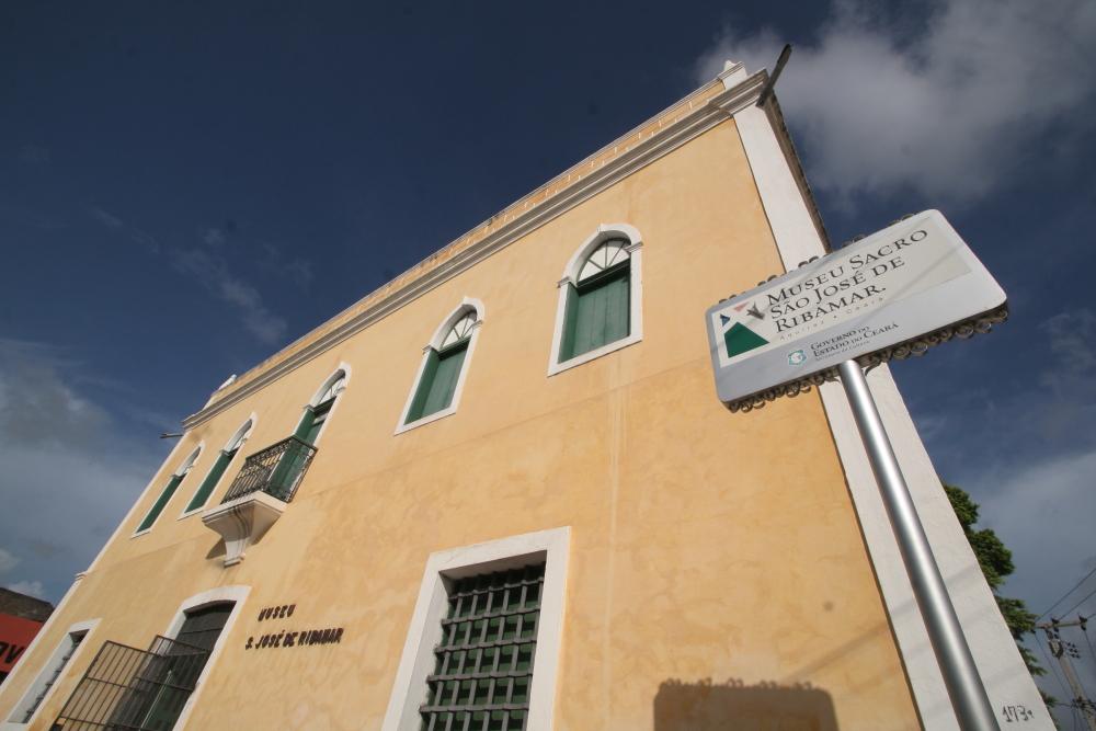 o Museu de Arte Sacra São José de Ribamar Archives - Investe CE