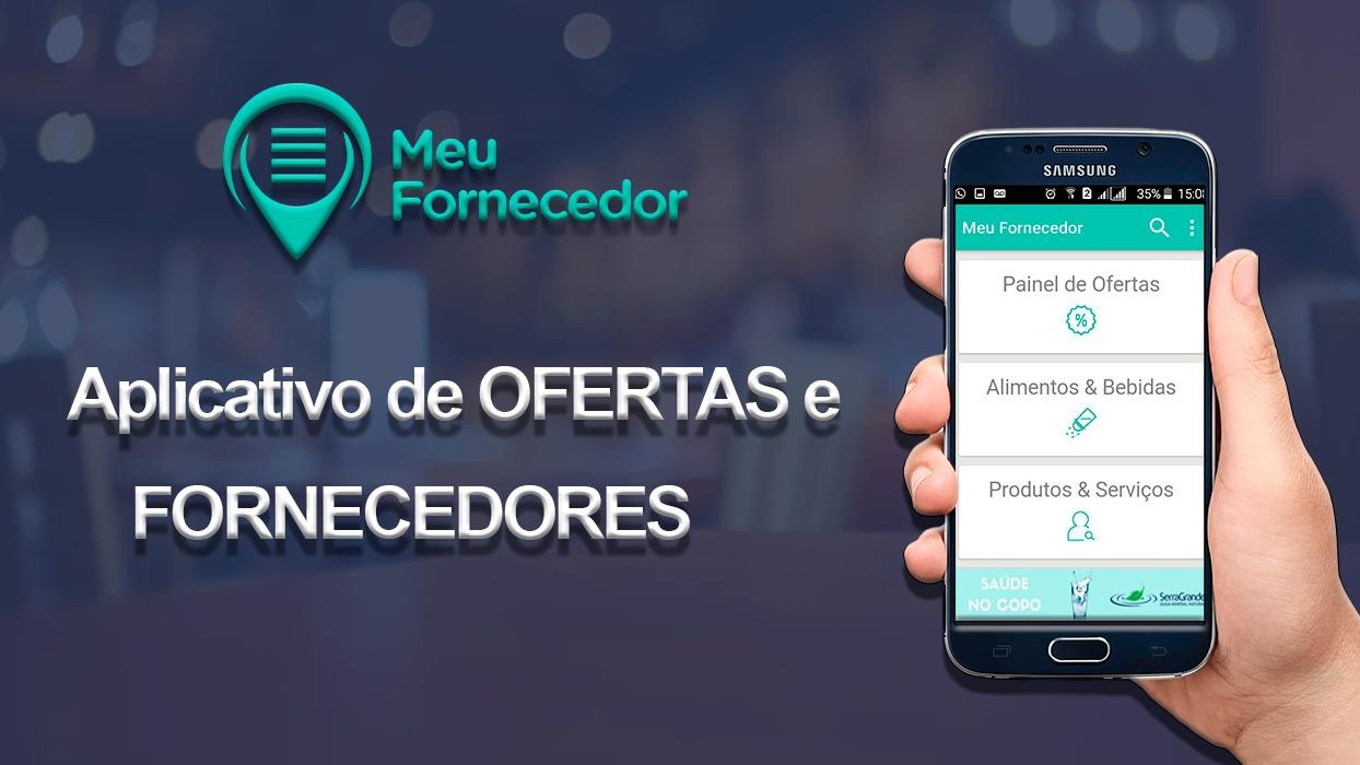 391f6fffb00 Aplicativo conecta diretamente fornecedores com setor de bares e  restaurantes