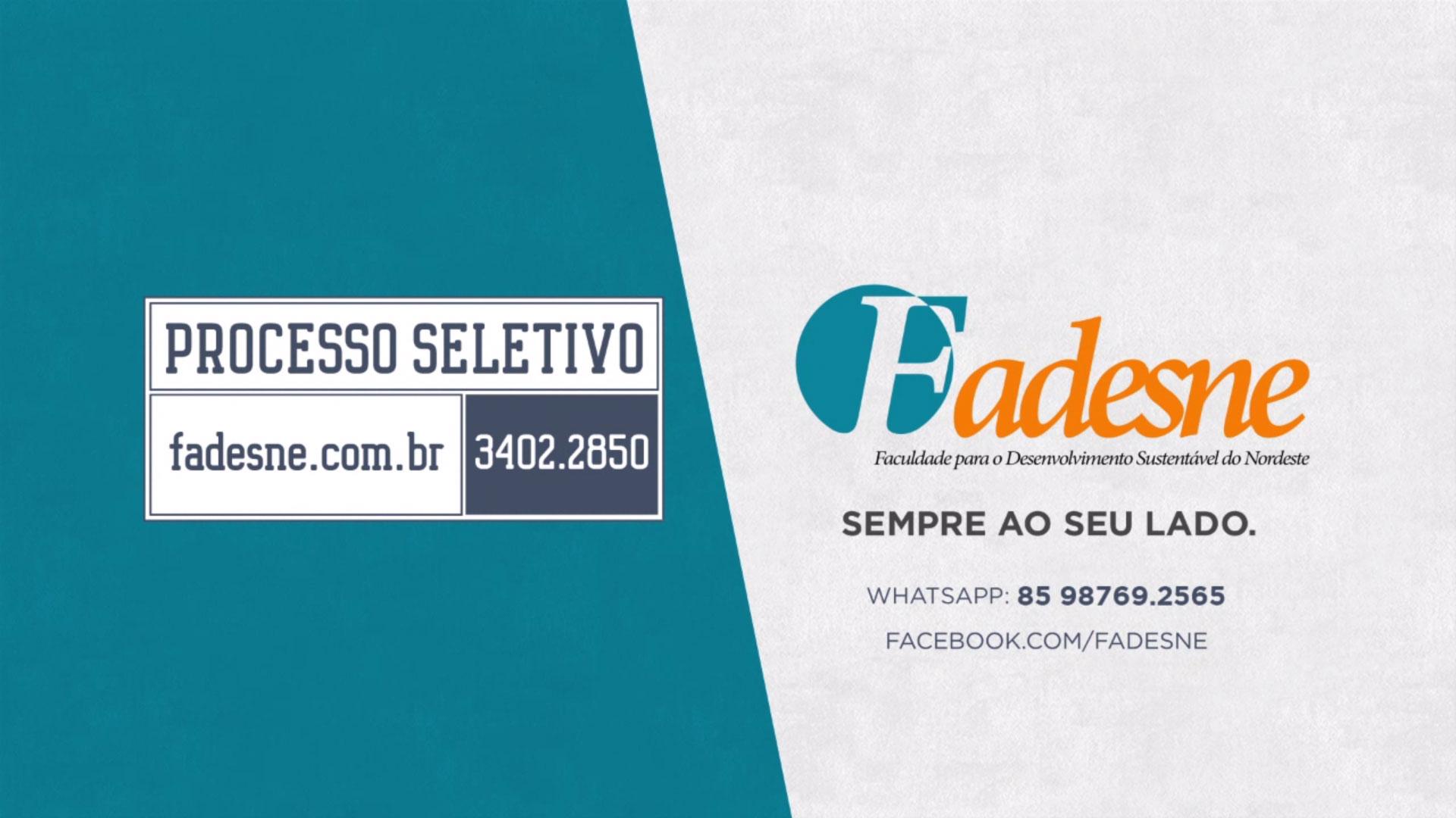 faf7322e6fb6f Fadesne abre Vestibular com desconto para servidores da Prefeitura de  Maracanaú e alunos das escolas públicas