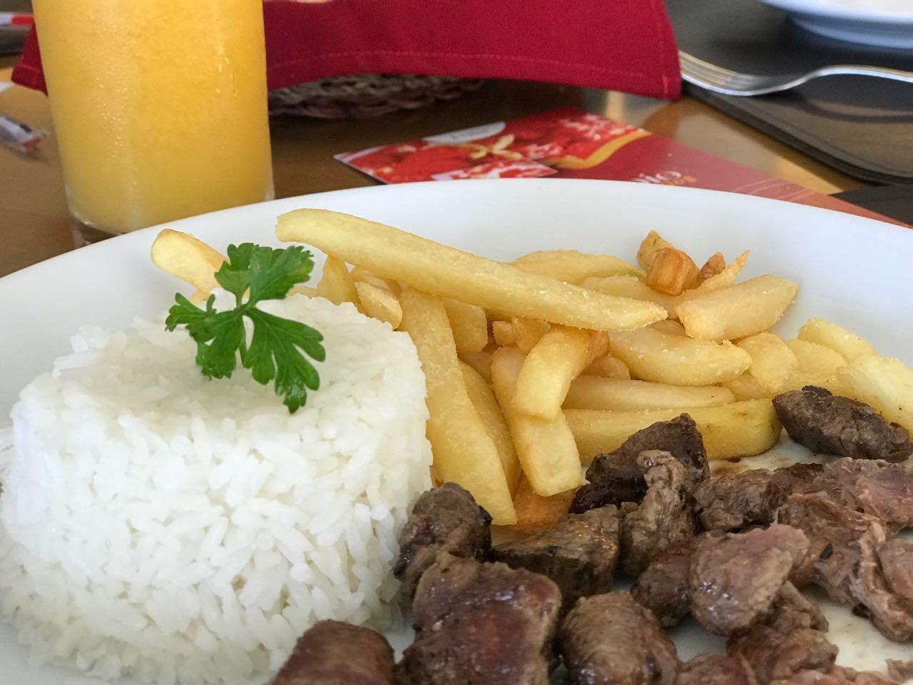 Restaurante Brasileiro A Paris