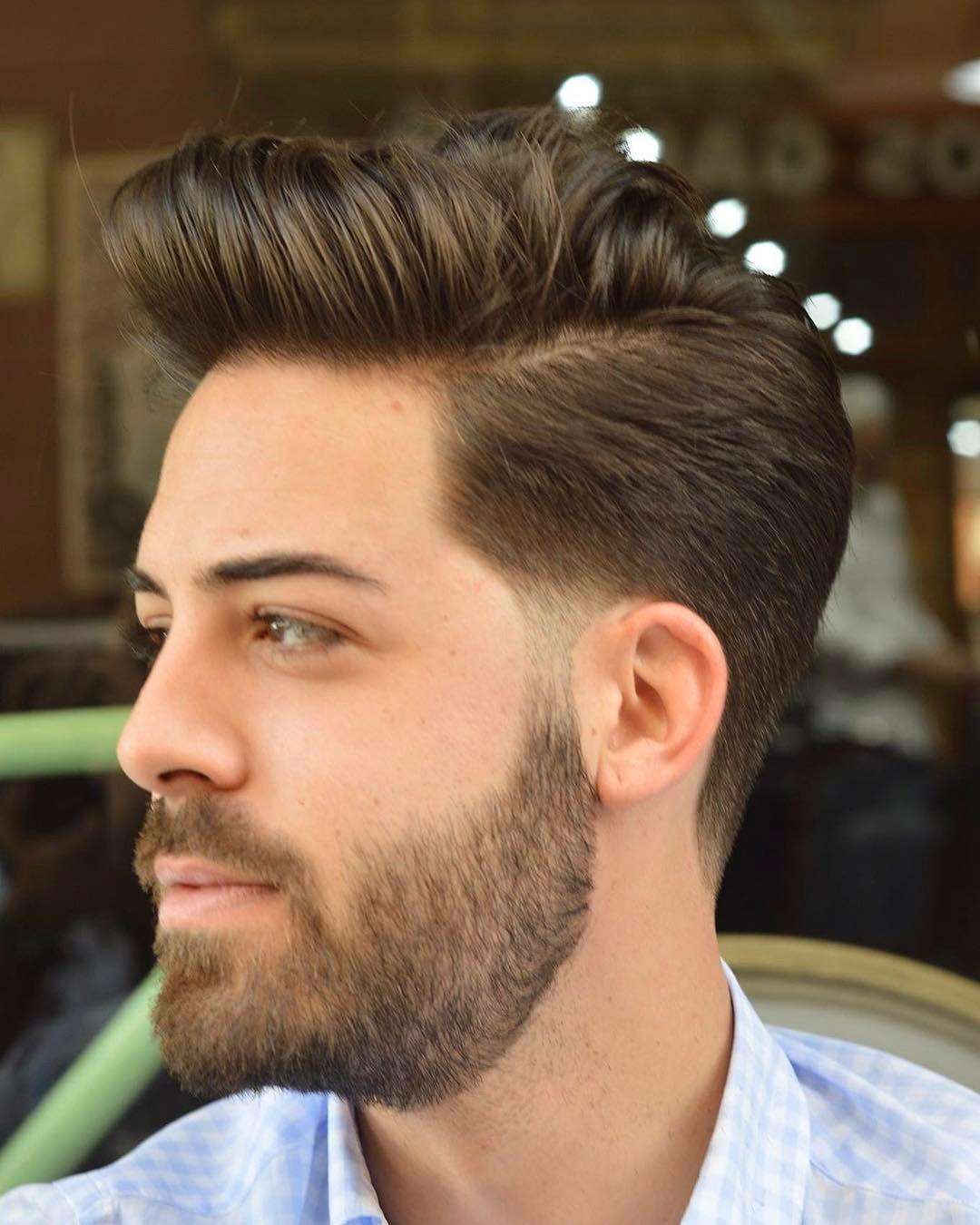 F 237 Garo Barbearia Sugere As Principais Tend 234 Ncias De Cabelo