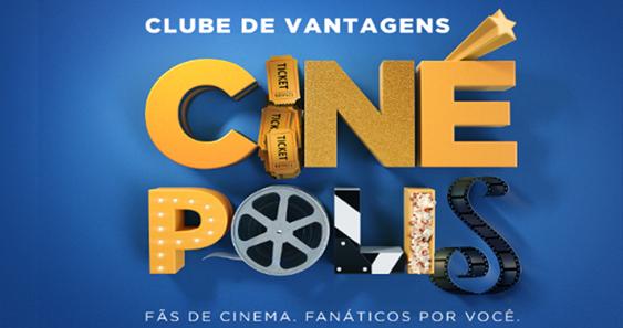 Clube de Vantagens Cinépolis ofecerá benefícios exclusivos aos clientes 2cabc9bae0