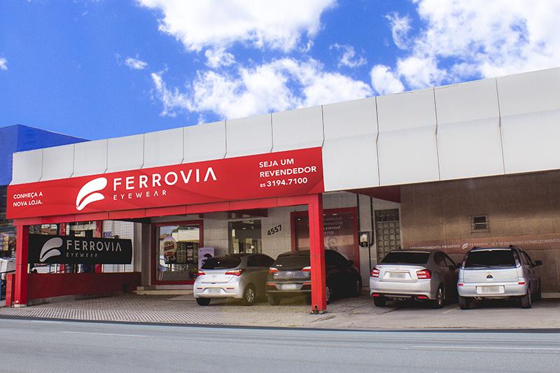 3d64bfc2bfe08 A fábrica de óculos Ferrovia Eyewear conta com um novo endereço em Fortaleza.  O local escolhido como sede