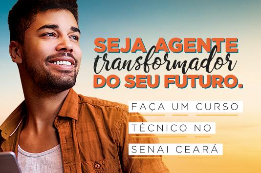 SENAI Ceará abre 430 vagas em cursos técnicos presenciais 156a03f4928