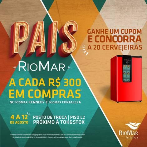 c0e7ebb68e7 Shoppings do Grupo JCPM em Fortaleza lançam Campanha do Dia dos Pais com  promoções