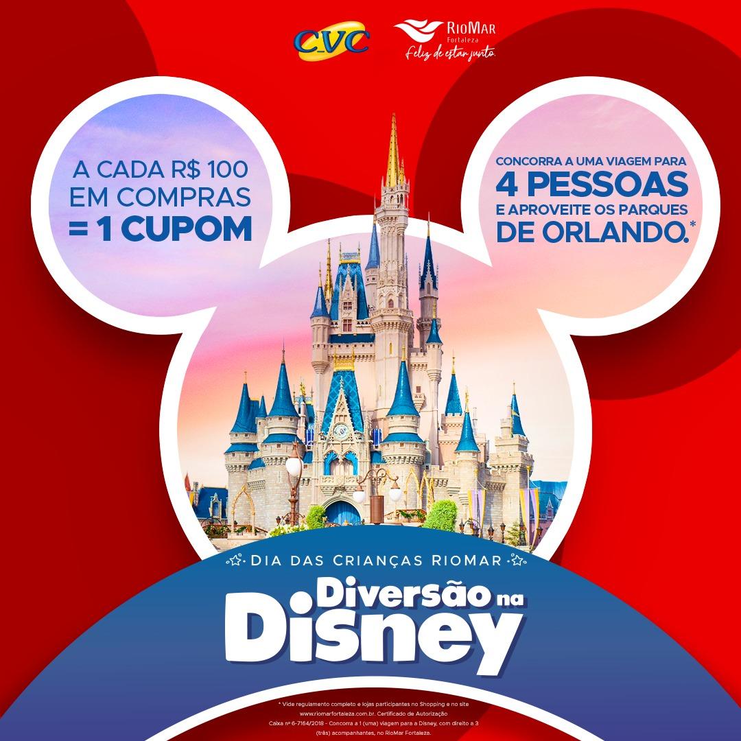 """O RioMar Fortaleza inicia nessa segunda, dia 1º de outubro, a Promoção """"Dia  das Crianças RioMar"""". c4ffdd6e8d"""