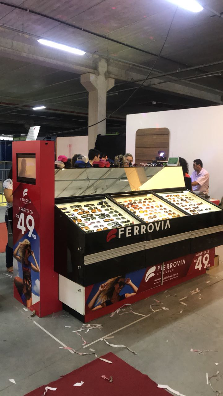 0ce01435e32ba Ferrovia Eyewear segue em ritmo de expansão e inaugura novas unidades em  Fortaleza