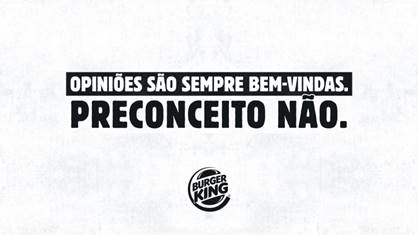 Burger King Dá Voz Aos Seus Haters Para Mostrar Que