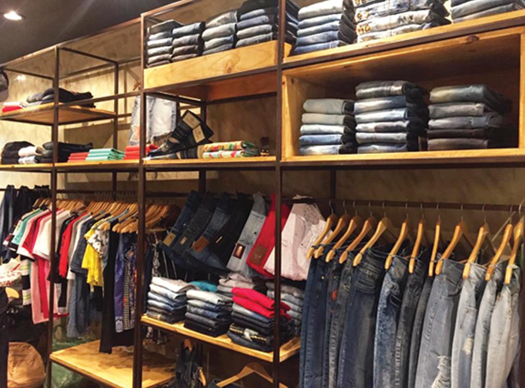 1b7b2c6e646ff Marca especializada em jeans investe em coleções limitadas e privilegia  clientes vip