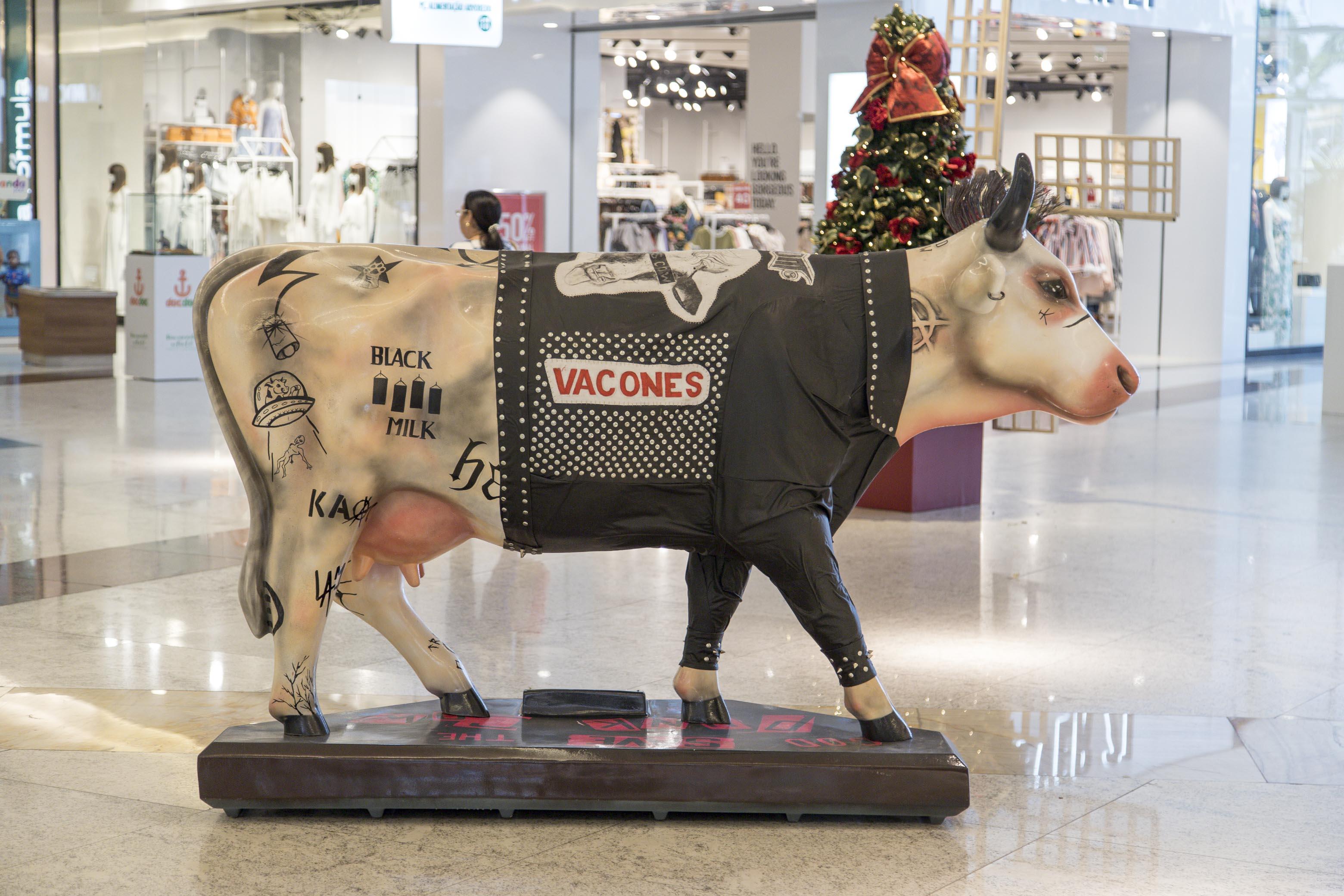 Exposição Pré-leilão da CowParade Fortaleza chega ao shopping Iguatemi 43efcc5e08