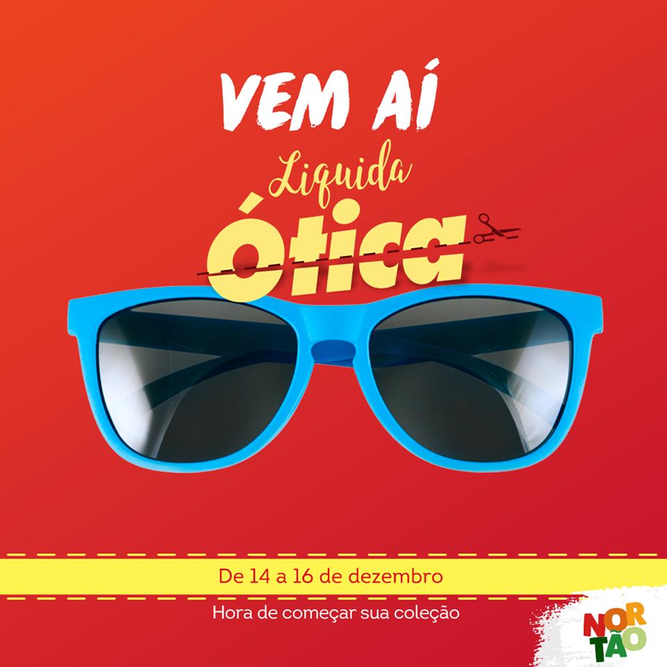 e74db0b01 ... óticas selecionadas do North Shopping Fortaleza realizam promoção  exclusiva. É o Liquida Ótica, que une 15 operações com óculos de sol e de  grau ...