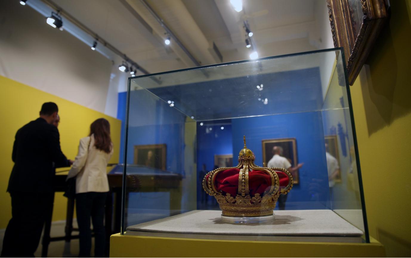 EDP patrocina exposição O retrato do rei dom João VI ed5c4bede39