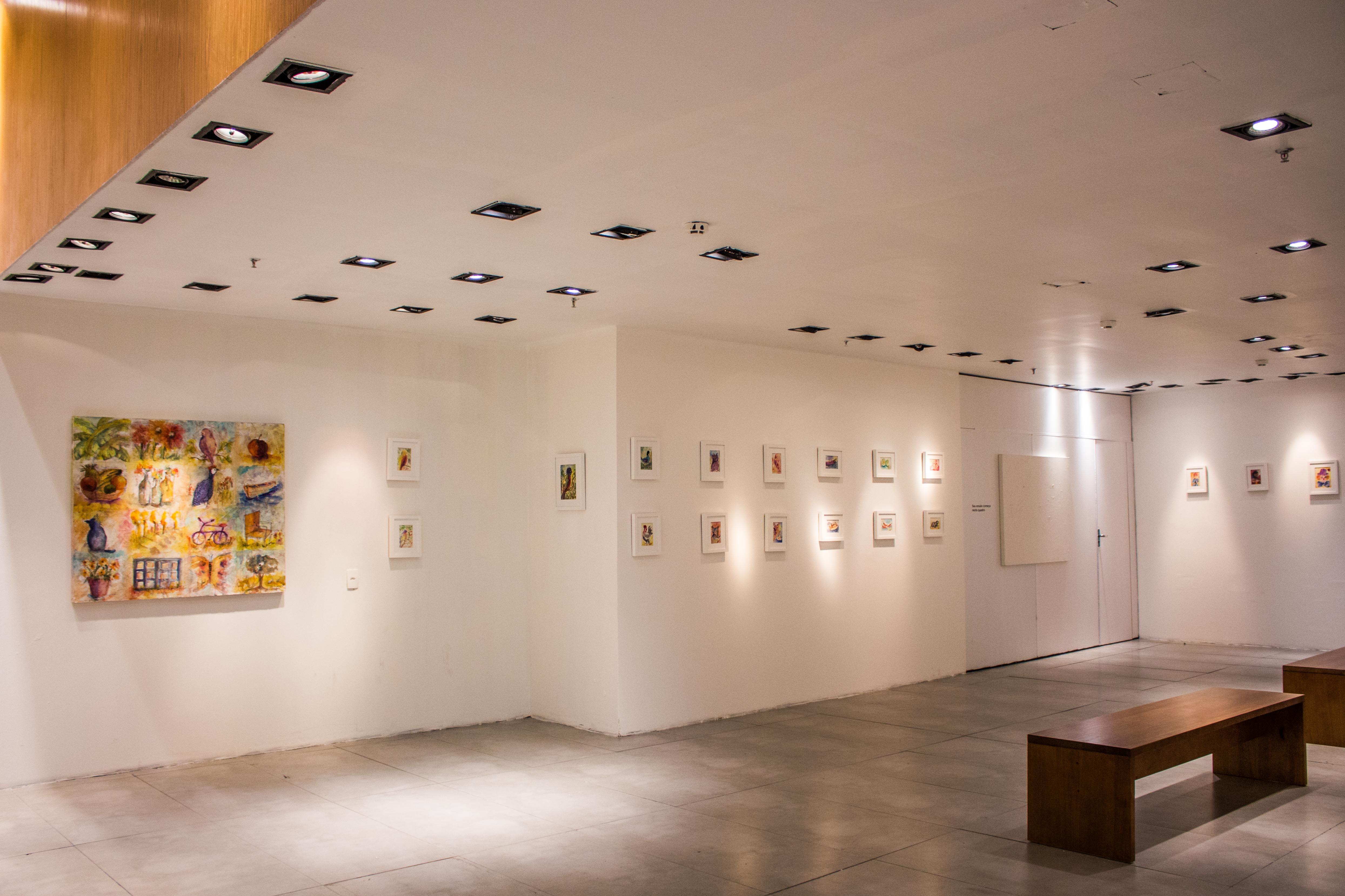 653f58a4d Espaço Cultural do North Shopping Fortaleza recebe obras de Valber Benevides