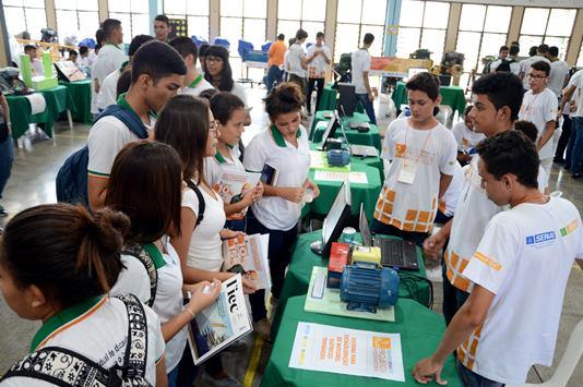 Projetos de inovação de alunos do SENAI Ceará disputam premiação nacional 30bcf5f78c0