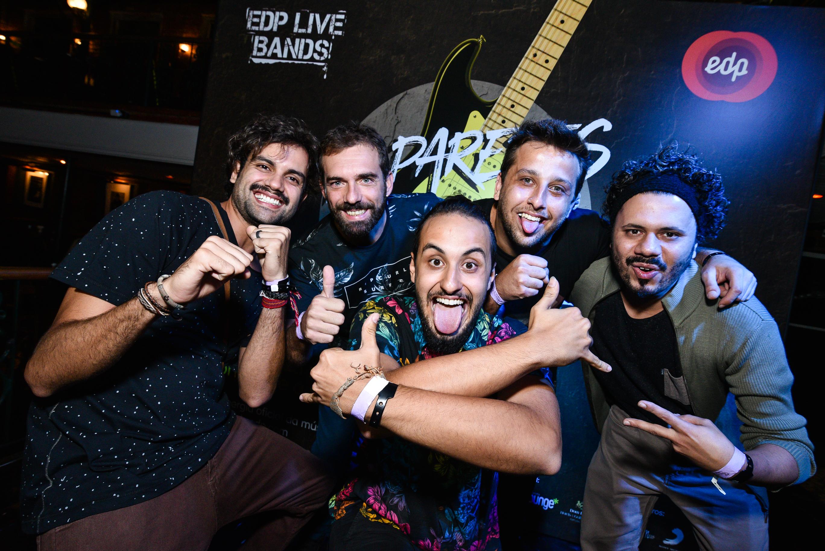 c102abec7 Banda de Juiz de Fora, Minas Gerais, terá a oportunidade de gravar um álbum  com a Sony Music e tocar no NOS Alive´19, um dos maiores festivais da Europa