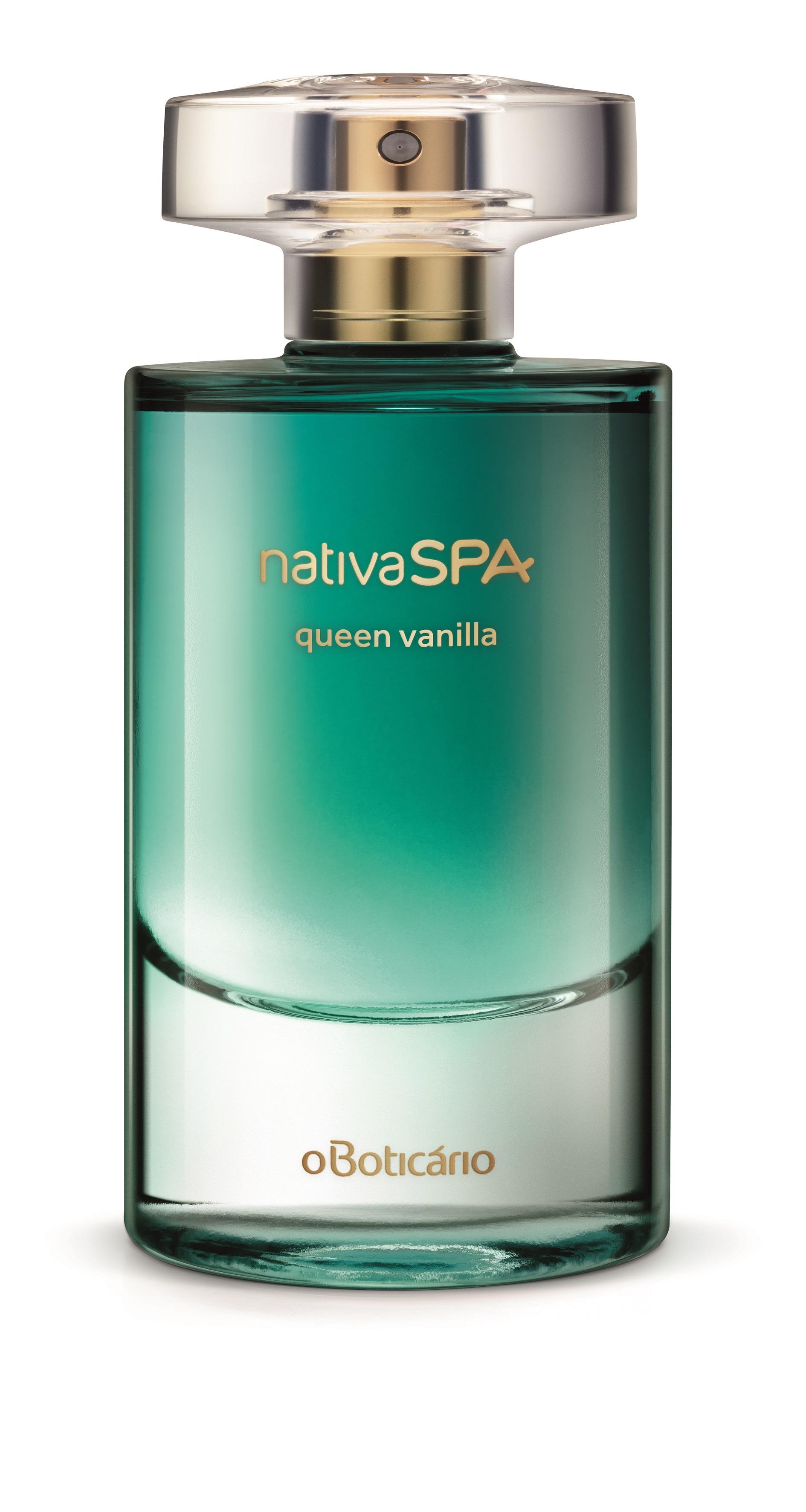 0f9b872fb190a Nativa SPA Queen Vanilla Desodorante Colônia R  139