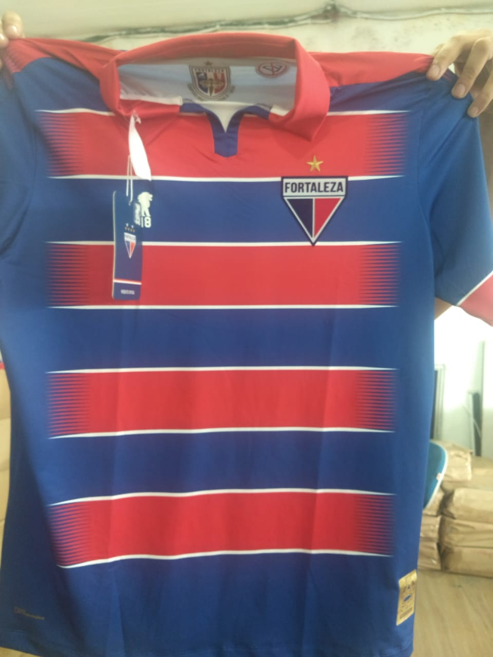 178bc51c5 Blog Investe CE divulga em primeira mão as novas camisas do Fortaleza  Esporte clube