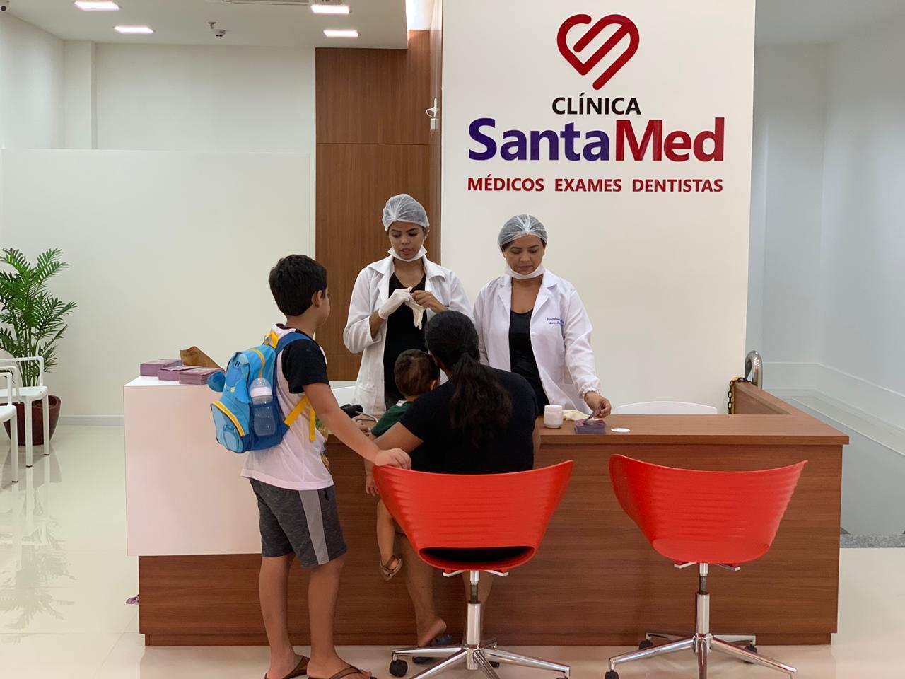 a3261f79f North Shopping Jóquei recebe unidade da Clínica SantaMed