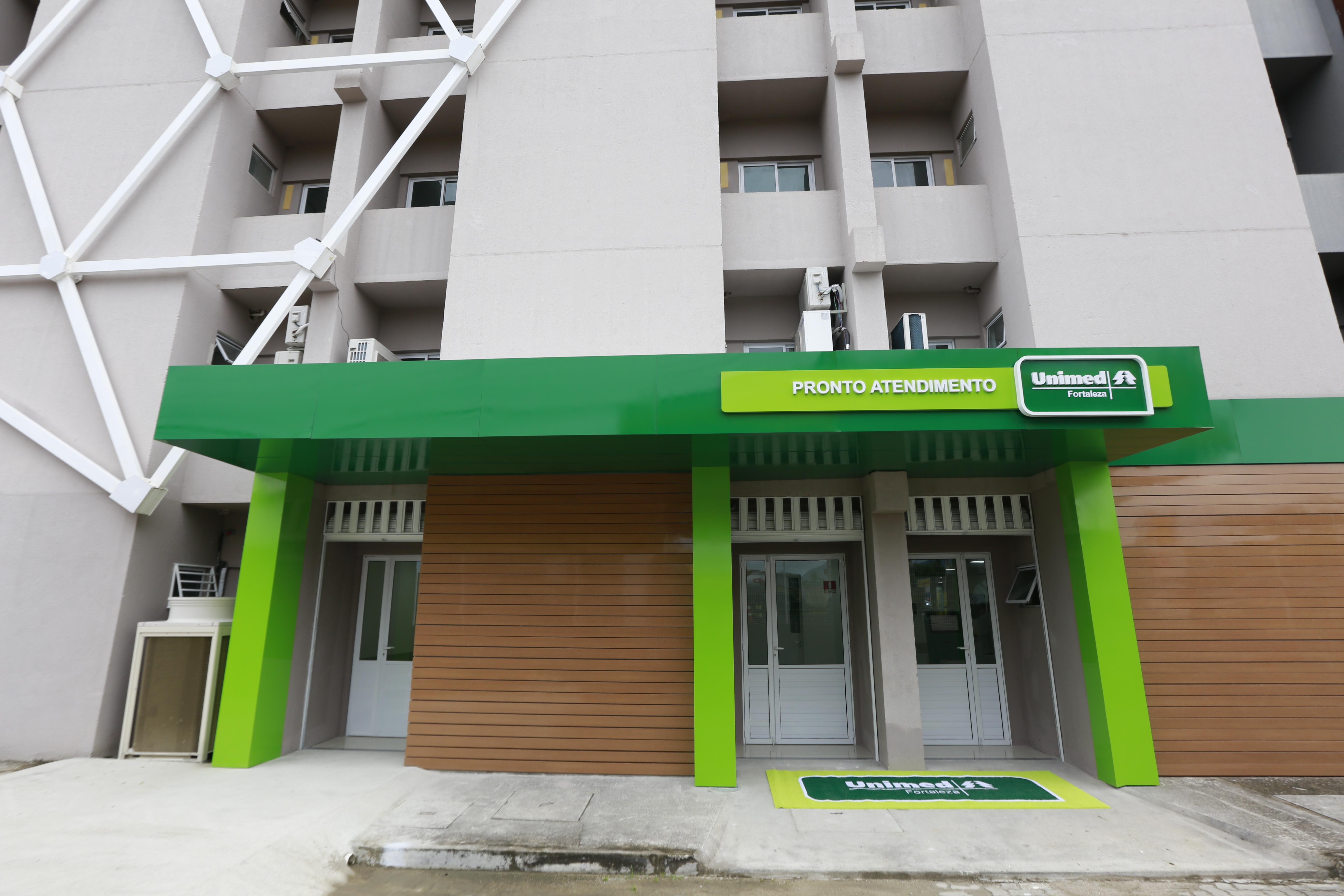 e23b43ecc A Unimed Fortaleza inaugura uma nova clínica e pronto atendimento  preparados para atender o público da região.