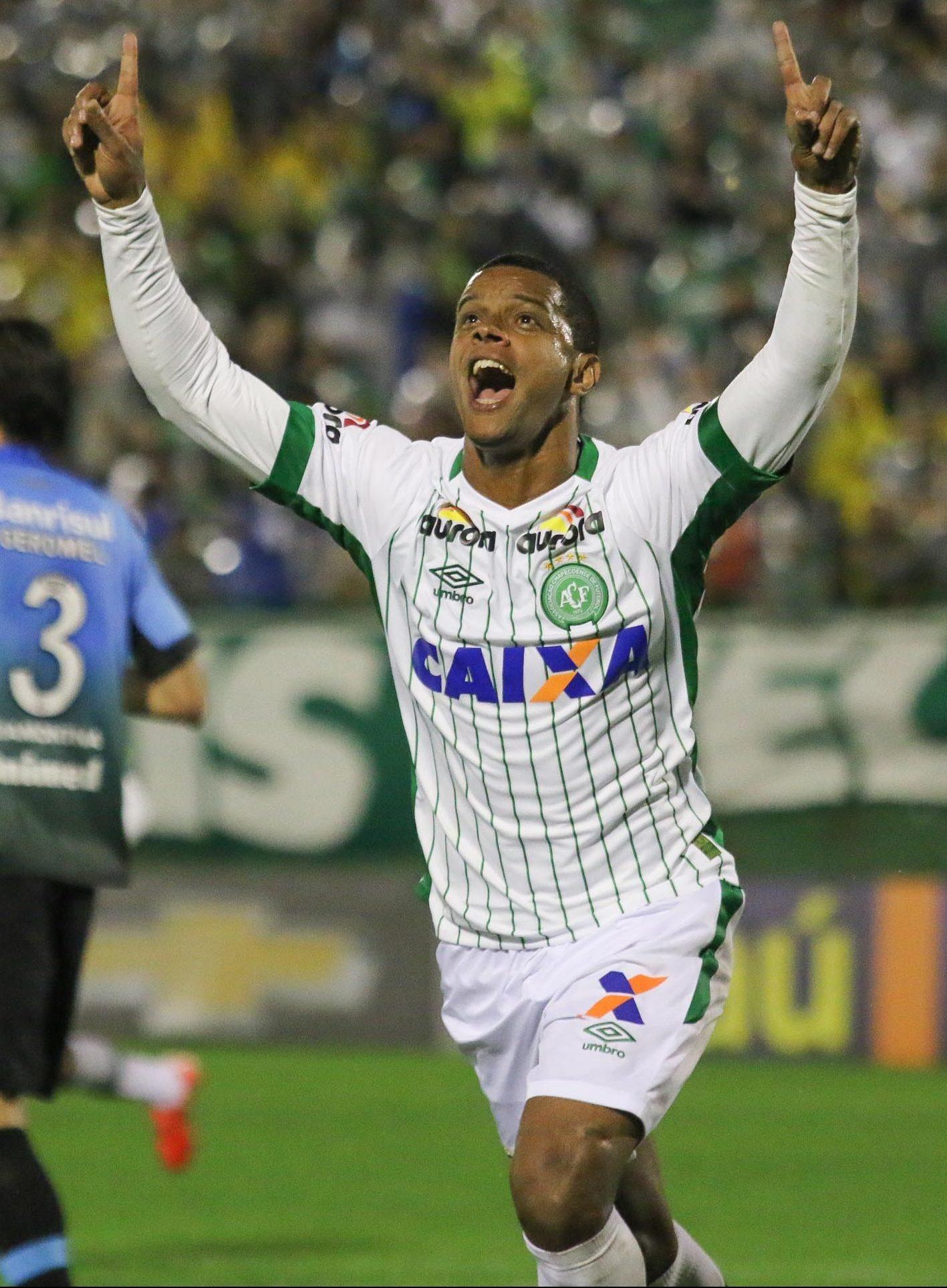 Atacante Bruno Rangel, maior artilheiro do clube, está entre as vítimas. Foto: O Globo