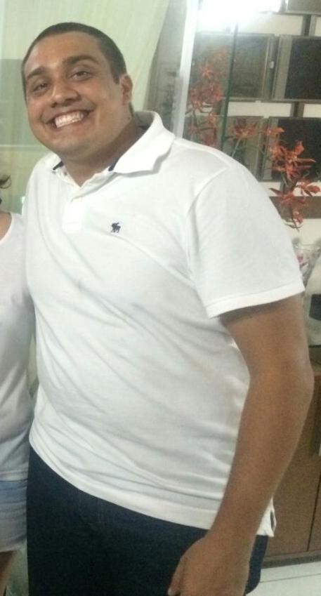 Felipe perdeu 27 kg (FOTO: Arquivo pessoal)