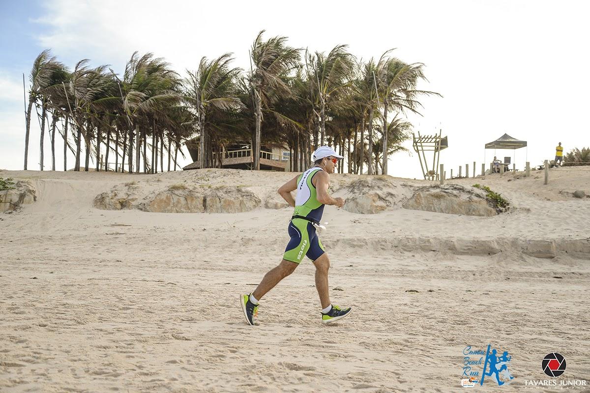 Próxima Canoa Beach Run acontecerá dia 25 de novembro. (FOTO: Tavares Júnior Photography)