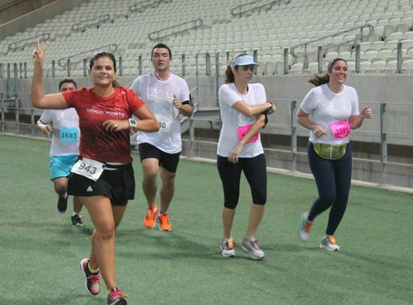 Essa é a segunda edição da corrida em Fortaleza (FOTO: Divulgação/Cross Urbano Caixa)