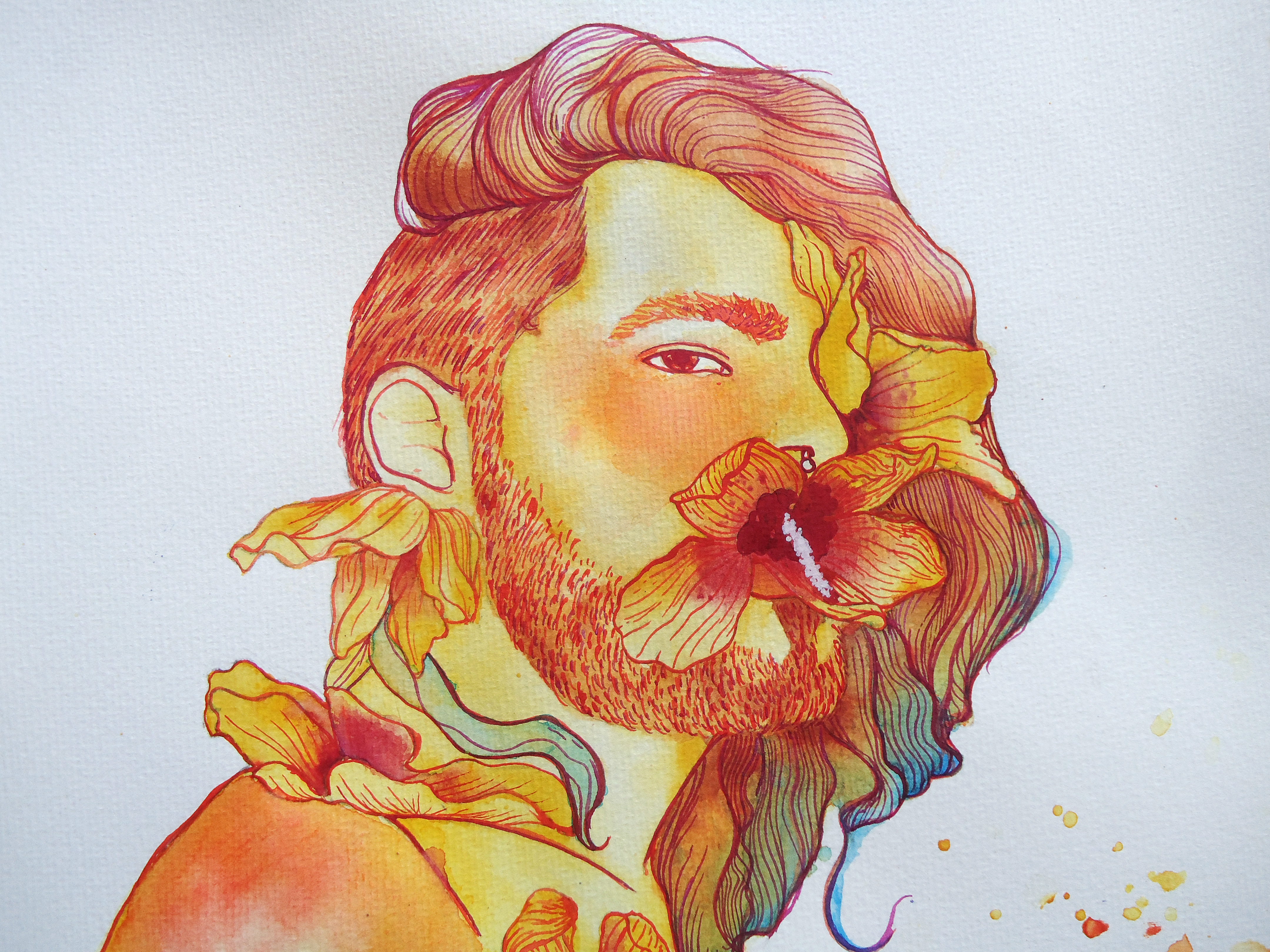 Ilustrações de Robson Fernandez