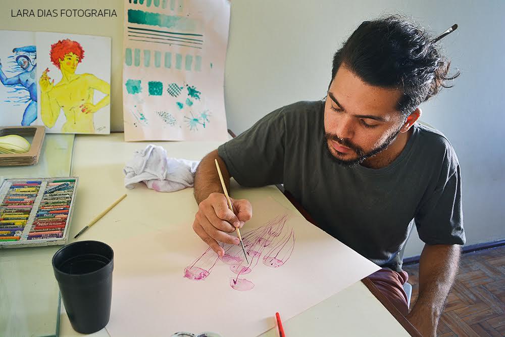 Robson Fernandez, ilustrador