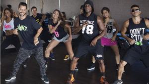 Fit Dance já alcançou um bilão de views no Youtube. (Foto: Reprodução)