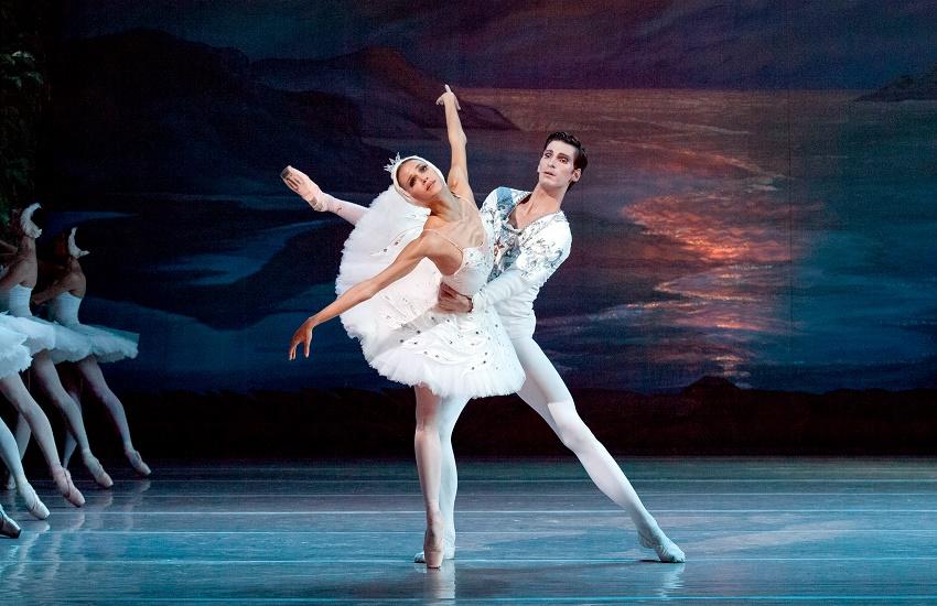 Turnê do Kiev Ballet fará única apresentação no Ceará, em Sobral. (Foto: Divulgação)
