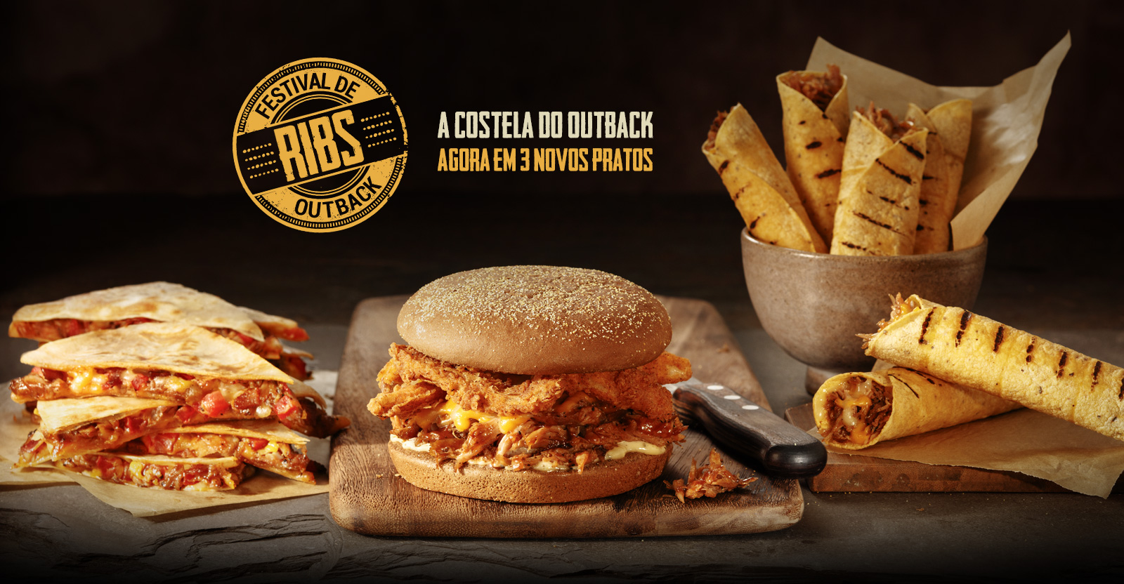 Festival de Costelas do Outback