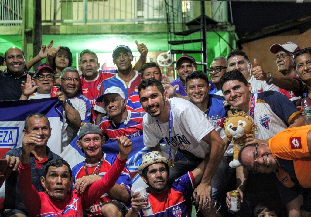Carreata do Fortaleza Esporte Clube em Paracuru
