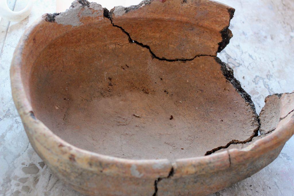 Artefatos indígenas de 200 anos ou mais encontrados em Paracuru