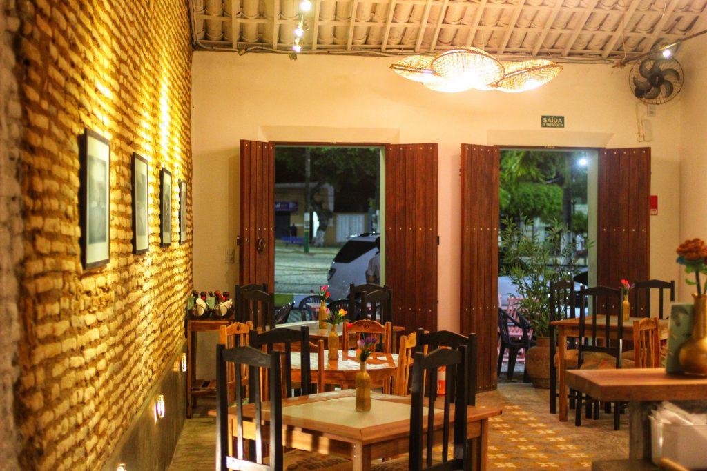 Casa Curu, um restaurante pra chamar de seu