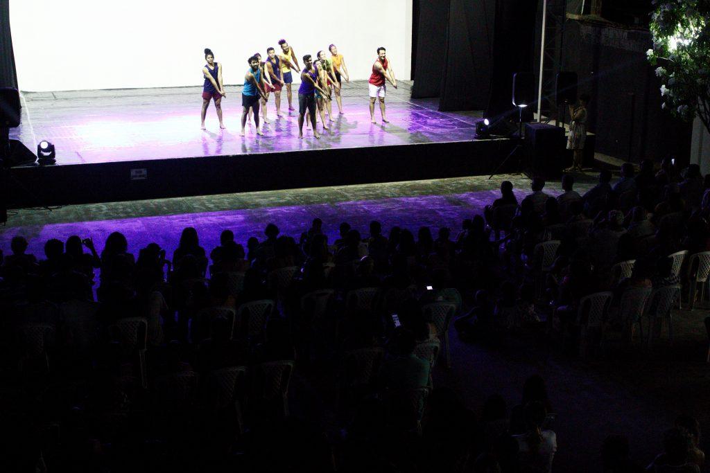 Reinauguração da Escola de Dança de Paracuru