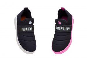 51c548af2e92e Desde a época das Olimpíadas no Brasil, em 2016, calçados com luzes de LED  ganharam a preferência de crianças por todo o País. A Bibi, de forma  inovadora ...
