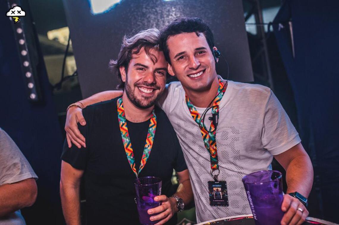 Foto: Cláudio Nelson e Kleiton Holanda (diretores da 2FUn Eventos)
