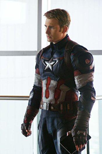 Se fosse cearense, Steve Rogers (Chris Evans) não poderia votar em Fortaleza,