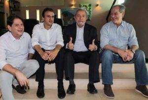 Eles se entendem: para o PT, a aposta em Ciro é a única esperança de continuar no poder