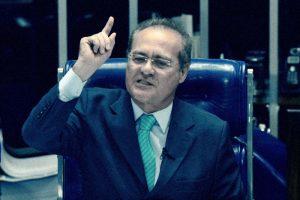 Em Brasília, Renan Calheiros desfia o STF e desestabiliza relação entre poderes. Já aqui no Ceará, todos se entendem...