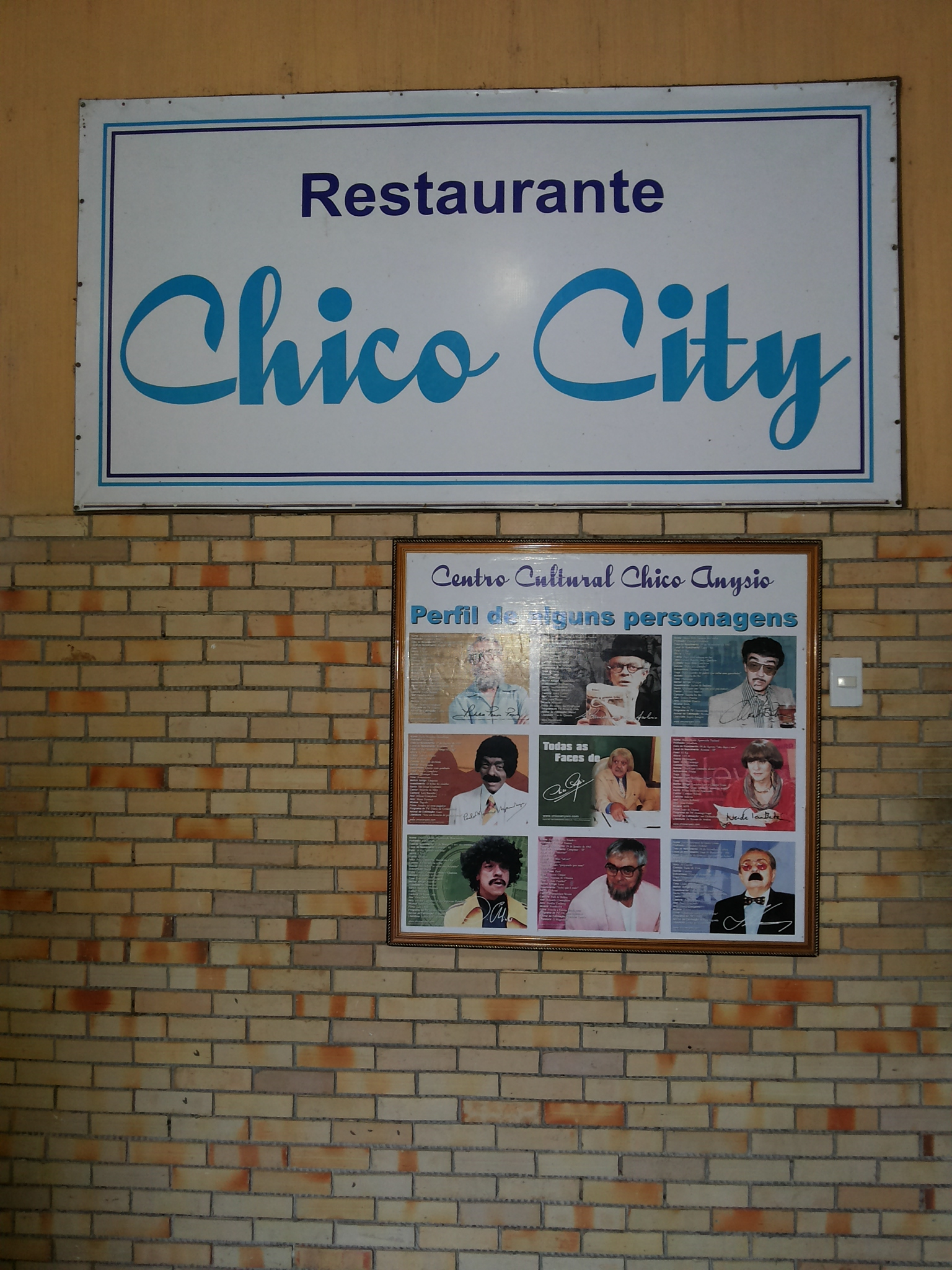 Restaurante Chico City está localizado no Cascatinha Clube de Serra de Maranguape.