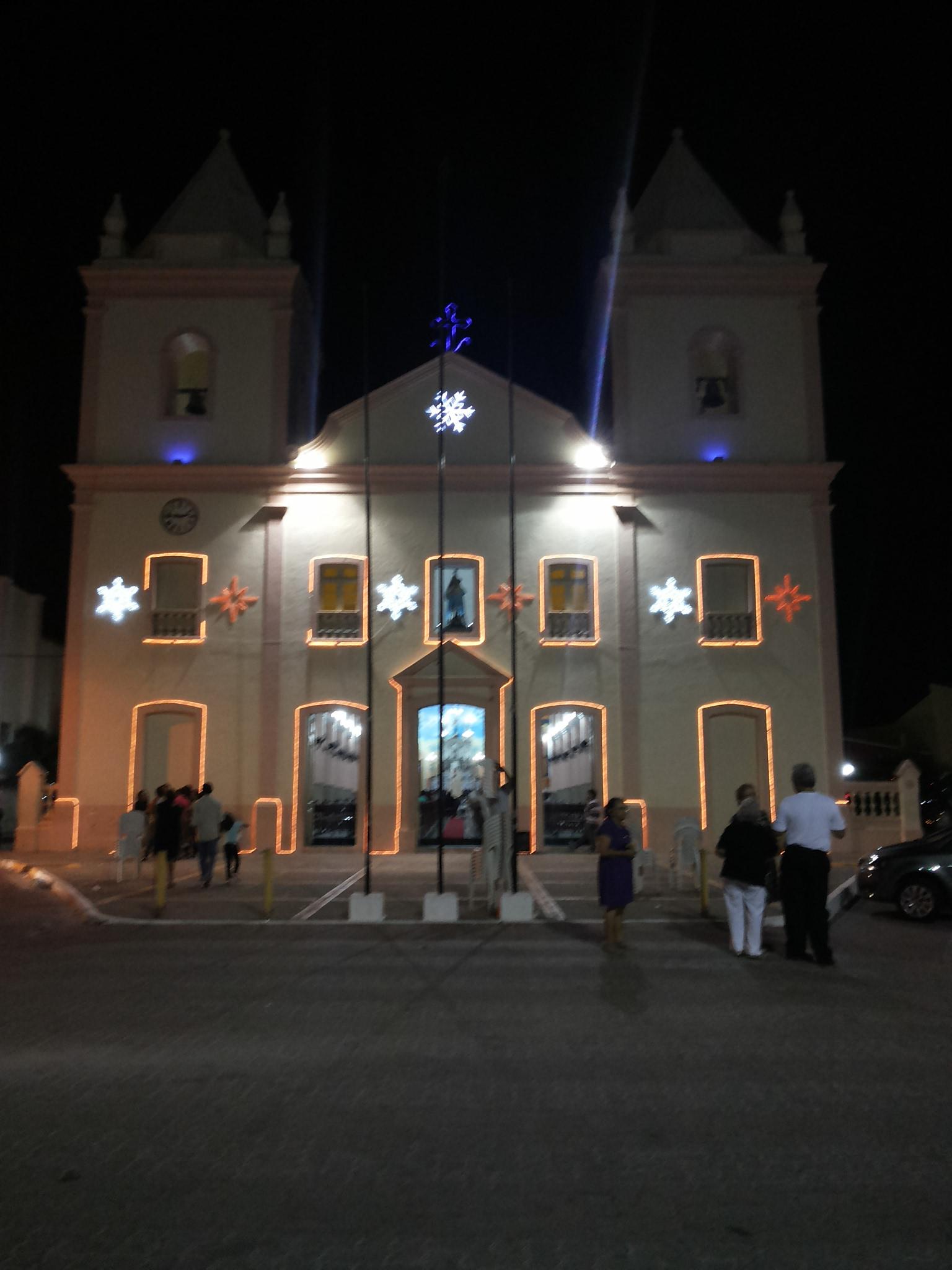 Igreja Matriz de Maranguape. Foto Dadynha Saturnino