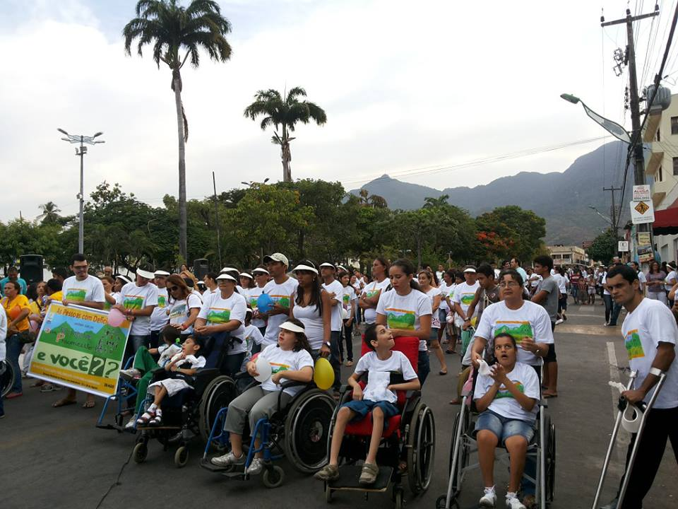 Alunos da APAE Maranguape. Foto Dadynha Saturnino